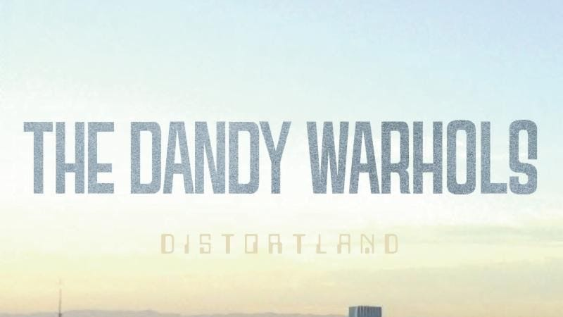 (Image courtesy of The Dandy Warhols)