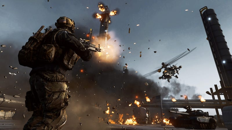 Illustration for article titled EA: Battlefield 4 Is 'An Exceedingly Successful Product'