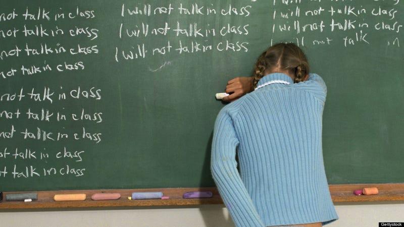 Illustration for article titled Clashtalk after school detention