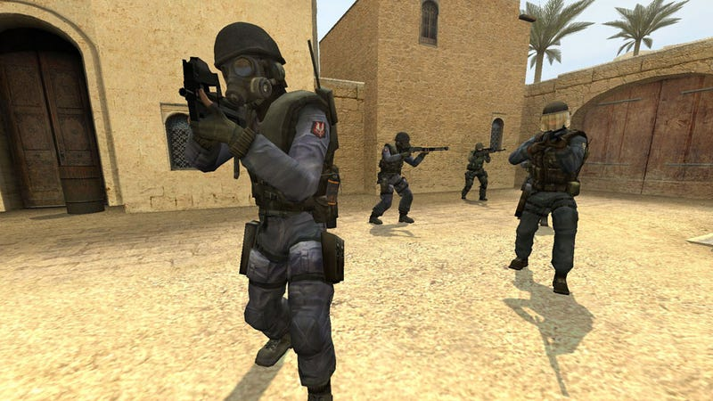 Illustration for article titled Is Valve Releasing a New Counter-Strike Game?