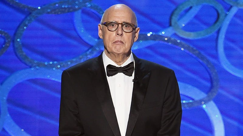 Tambor on stage at the 2016 Emmys