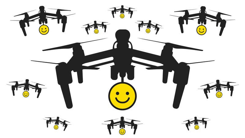 Can Drones Be Good?