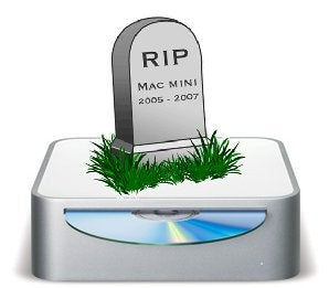 Illustration for article titled Mac mini to Die?