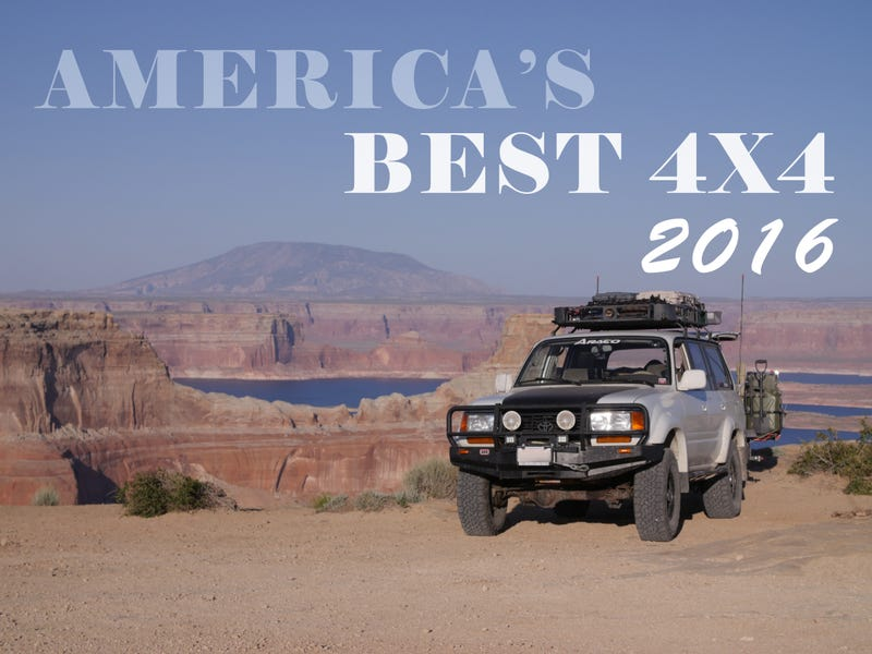 Best Overland Vehicles >> Americas Best Overland Vehicle 2016 Update
