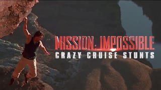 Here's Every Crazy, Suicidal Stunt From The Mission Impossible Movies
