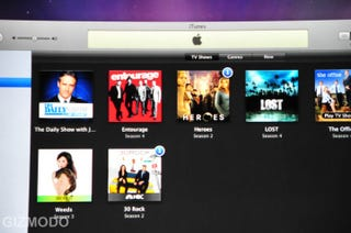 Illustration for article titled iTunes Store Finally Gets TV Downloads in Glorious HD, NBC Returns