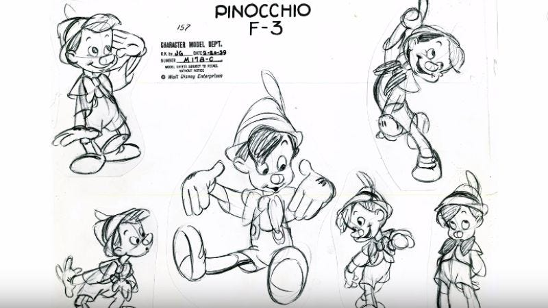 Screenshot: Pinocchio (ChannelFrederator/YouTube)