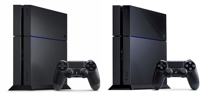 Illustration for article titled Sony Secretly Fixed The PlayStation 4's Annoying Hardware Quirks