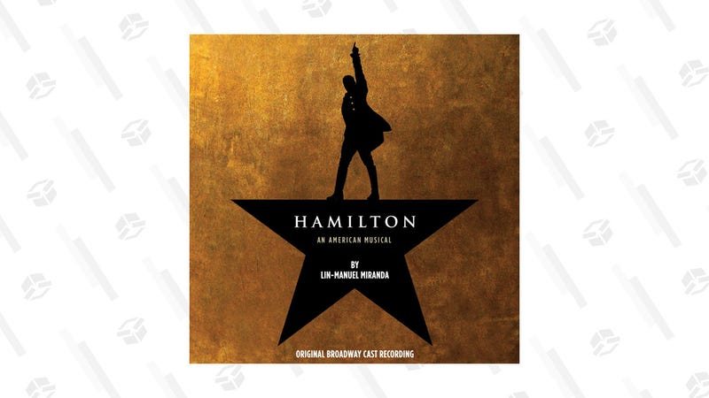 Hamilton (Original Broadway Cast Recording) Vinyl & Digital Download | $45 | Amazon