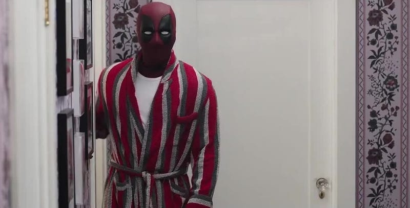 Illustration for article titled Las escenas postcréditos de Deadpool 2 iban a incluir al superhéroe que menos imaginas