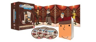 Illustration for article titled My, Professor Layton, What A Lovely Big Box You Have