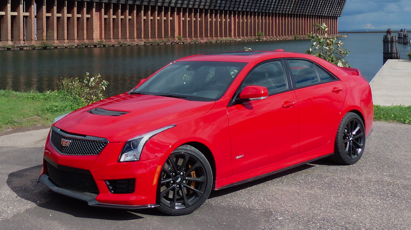 Cadillac Ats Sedan >> Here S What We Ll Remember About The Cadillac Ats Sedan