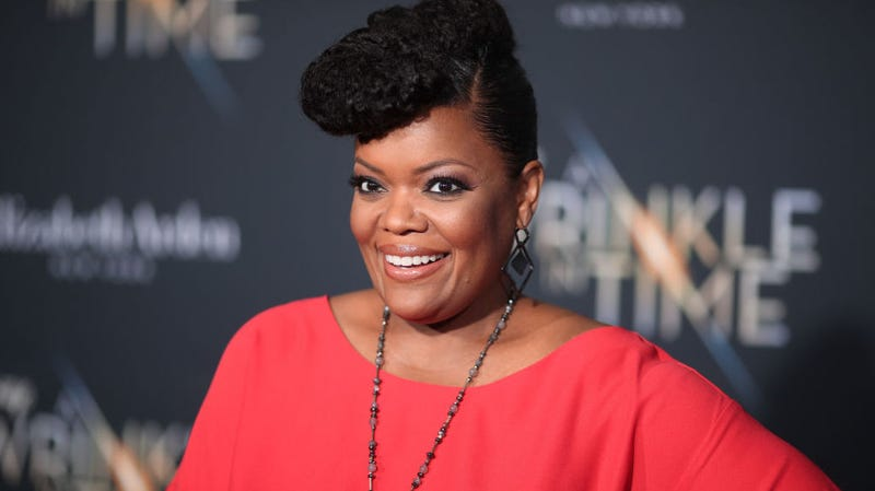 Yvette Nicole Brown will host Talking Dead, at least temporarily.