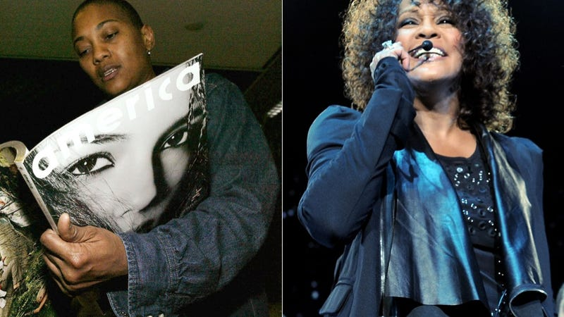 Illustration for article titled Lifetime's Whitney Biopic Will Address Her Rumored Gay Lover Robyn