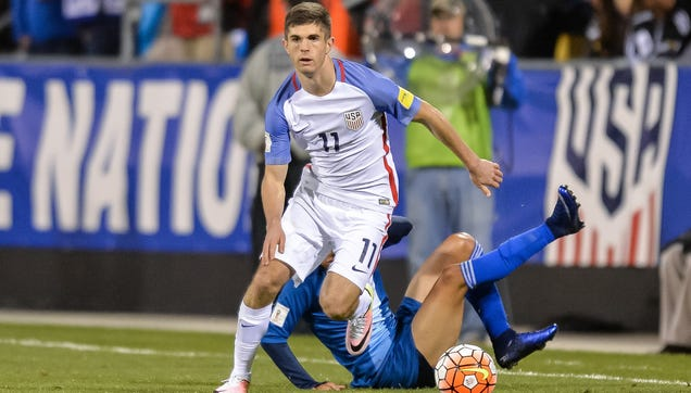 Christian Pulisic Is Not The Next Landon Donovan