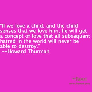 Illustration for article titled Quote of the Day: Howard Thurman