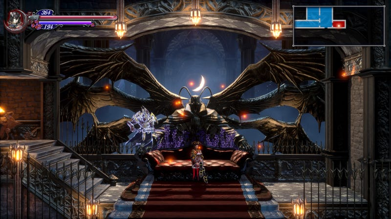 Bloodstained Is Goth Fun In An All-Too-Familiar Package