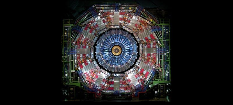 Illustration for article titled The LHC Is Going to Produce 400PB of Data Every Year