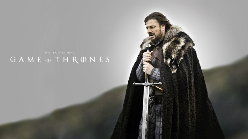 Illustration for article titled Watch the cast of Game Of Thrones sing the theme song—yeah, the one with no words