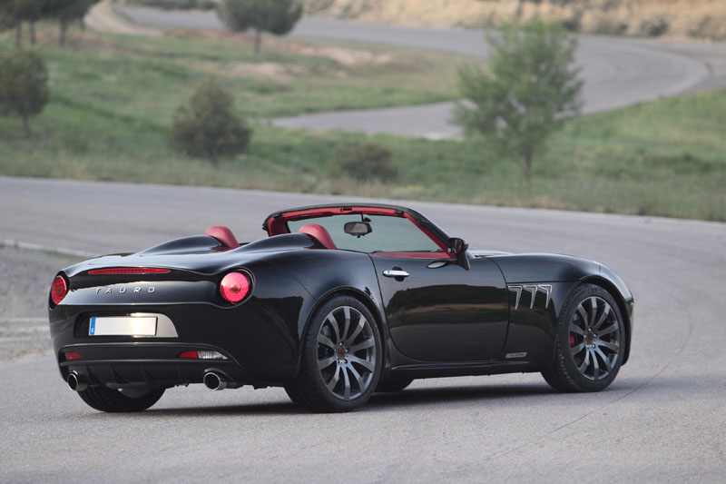 Obscure Car Company Of The Day Tauro Sport Auto Spain