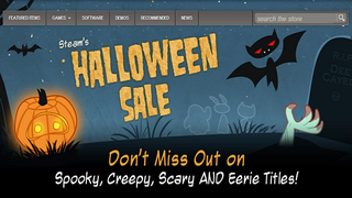 Illustration for article titled Steam Is Having A Halloween Sale