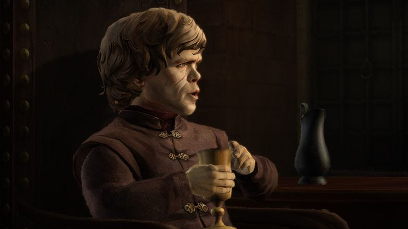Illustration for article titled Telltale distills Game Of Thrones' appeal into a compact video-game premiere