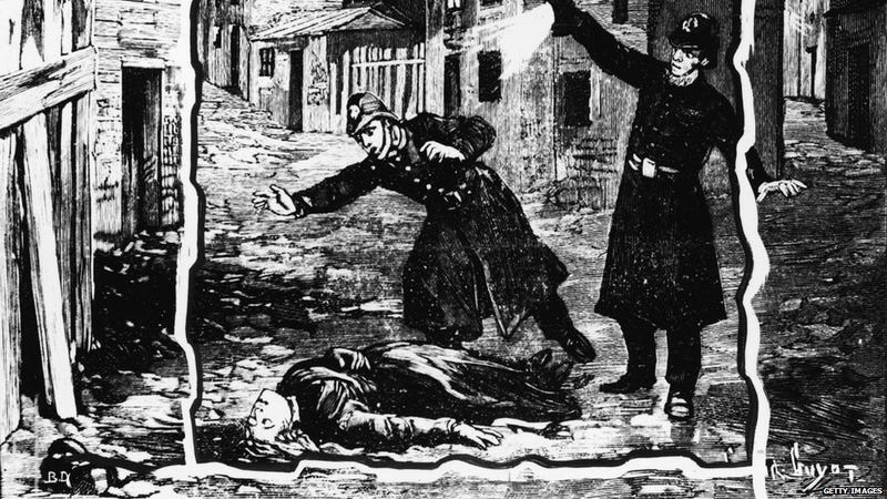 Illustration for article titled Rare Artifacts Have Surfaced from the Jack the Ripper Case