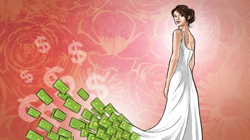 Illustration for article titled Ten Ways I Trimmed $21,000 Off My Wedding Budget