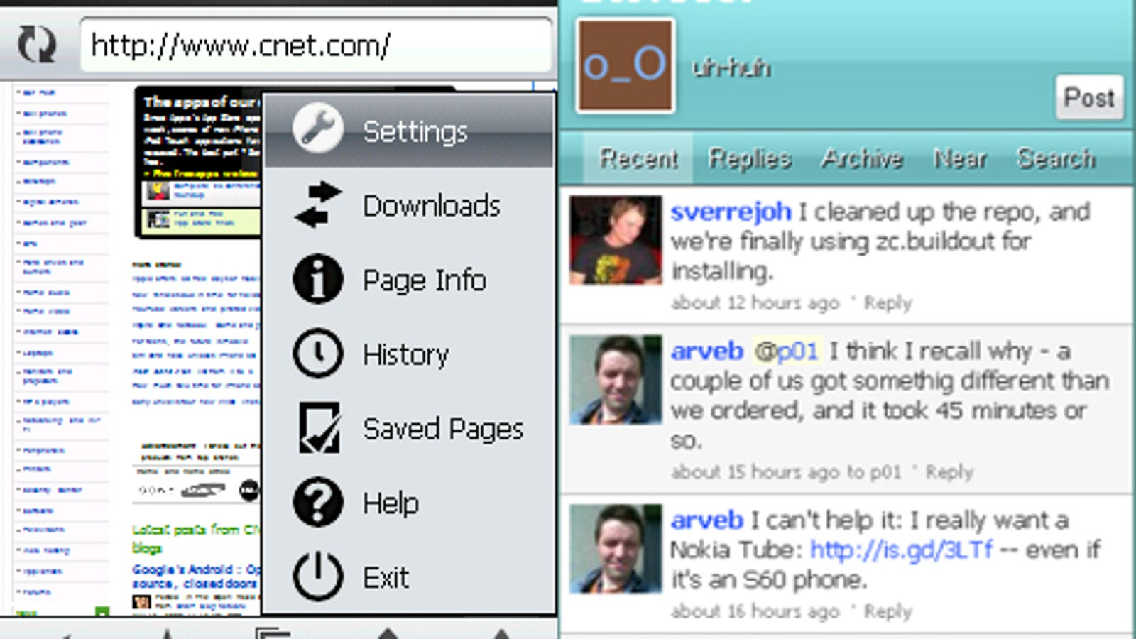 Download Opera Mobile 9 5 Beta 2: First Mobile Browser With