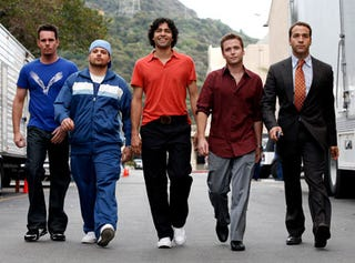 Illustration for article titled Bogus Rumors About The Entourage Douches That We'll Choose To Believe Anyway