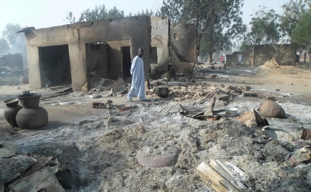 58 Killed in Double Suicide Bombing at Refugee Camp in Nigeria as Soldiers Accused of Aiding Boko Haram