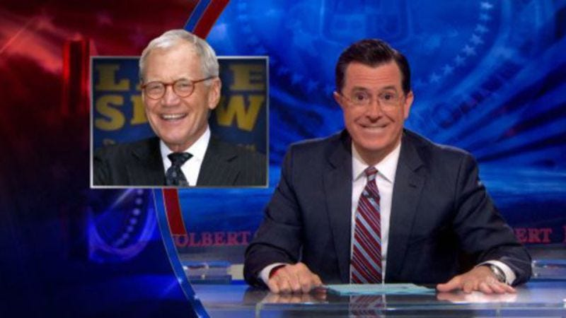Illustration for article titled New York pays CBS $16 million to keep Colbert's Late Show in Manhattan
