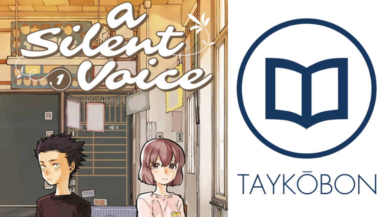 A Silent Voice Vol. 1 - Manga Review