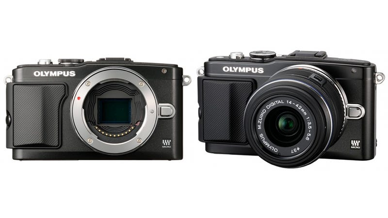 Illustration for article titled Olympus PEN E-PL5: Touchscreens Make Micro Four Thirds Better and Easier But Is That Enough Anymore?