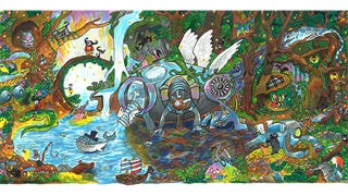 Illustration for article titled Today's Google Doodle Designed by 11-Year-Old Girl