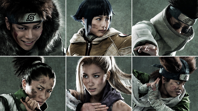 Illustration for article titled Live-Action Naruto Play Saved The Best Cast Pictures For Last