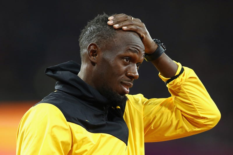 Usain Bolt  (Patrick Smith/Getty Images)