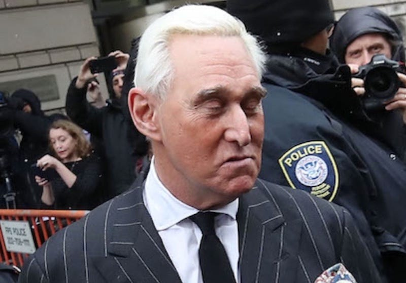 Illustration for article titled The NFL Concussion Settlement Is Getting Personal, And Weird, And Now Roger Stone Is Involved