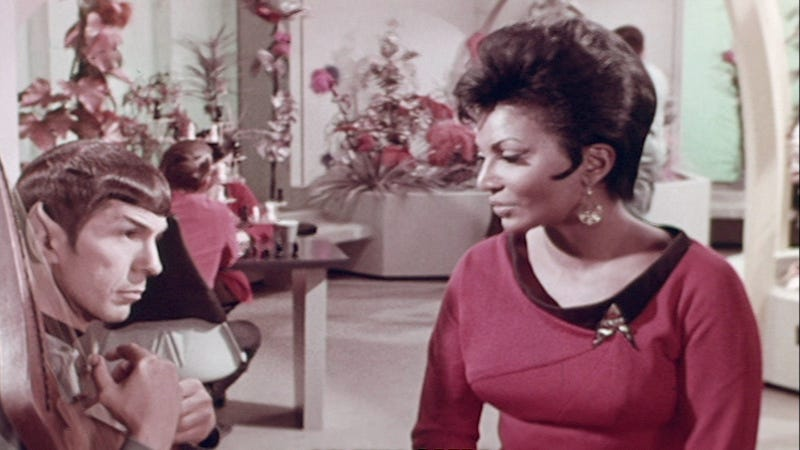 Denise and Michael Okuda on Releasing New Star Trek Footage 50 Years After the Show Aired