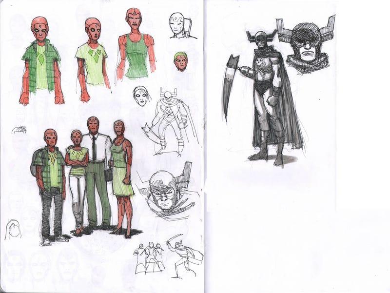 Image result for vision hardcover marvel