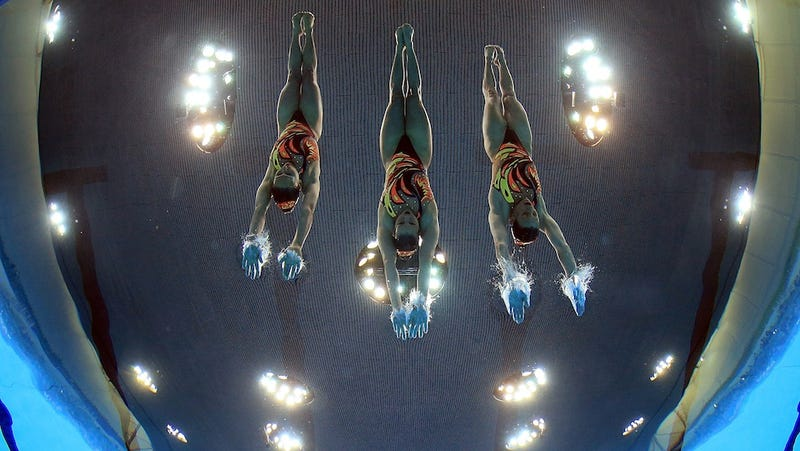 Illustration for article titled Going Under: What Happened To U.S. Synchronized Swimming?
