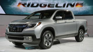 Illustration for article titled Why I think the 2017 Ridgeline being fwd-based is actually clever