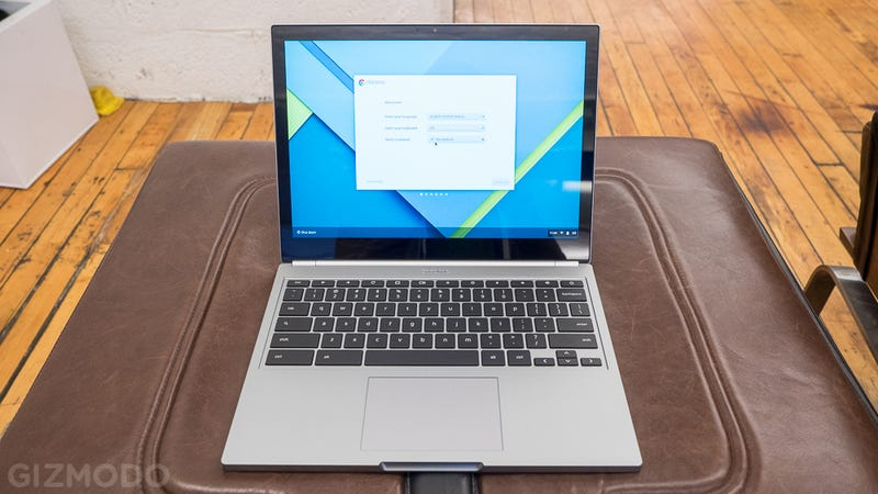 CHROMEBOOK PIXEL 2 - Switching from a MacBook Pro to a