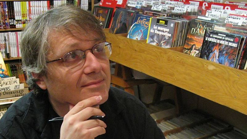Scott McCloud on artistic frustration, optimism, and evolution in 7 comic books