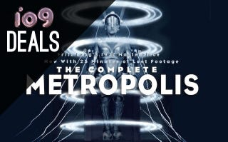 Illustration for article titled Metropolis, Attack on Titan, Guardians of the Galaxy, and More Deals