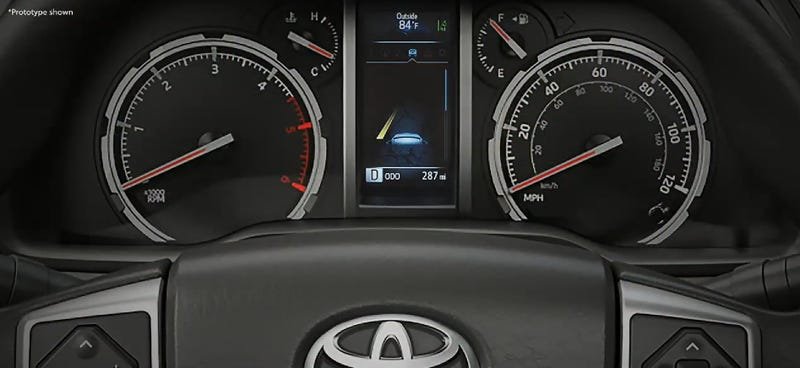 Illustration for article titled Toyota Teases a Diesel Option For 4Runner [Update: Not Quite]