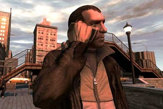 Illustration for article titled Stuck On GTA IV? Try These Cheats, You Cheater