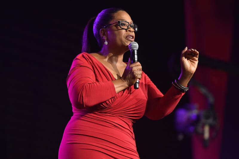 Oprah WinfreyParas Griffin/Getty Images
