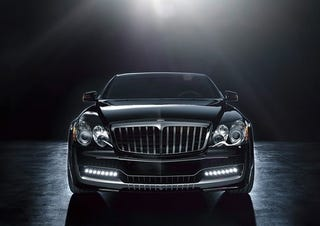 Illustration for article titled Xenatec Maybach Coupe: First Photos