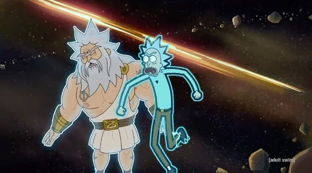 14 of Rick and Morty s Most Excellent Season 4 Moments